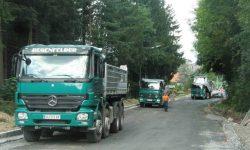 Kippertransporte (1)
